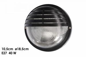 Plafoniera Da Esterno Palpebra : Plafoniera da esterni lampada luce giardino modello tondo palpebra