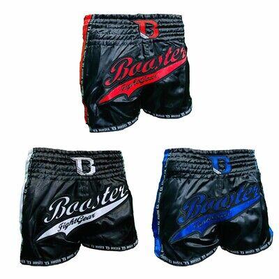 Booster Pro Muay Thai Shorts Adult K1 Kickboxing Short MMA Training S M L XL