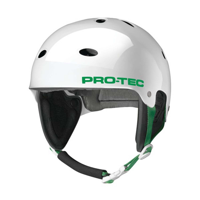 Pro Tec B2 Watersports Wakeboard Canoe Kayak Helmet GLOSS WHITE L=57-58cm