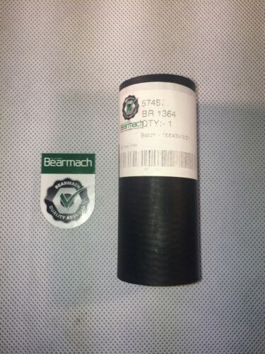 Bearmach Land Rover Series 2 3 88 109 2.25 Water bypass hose 574871