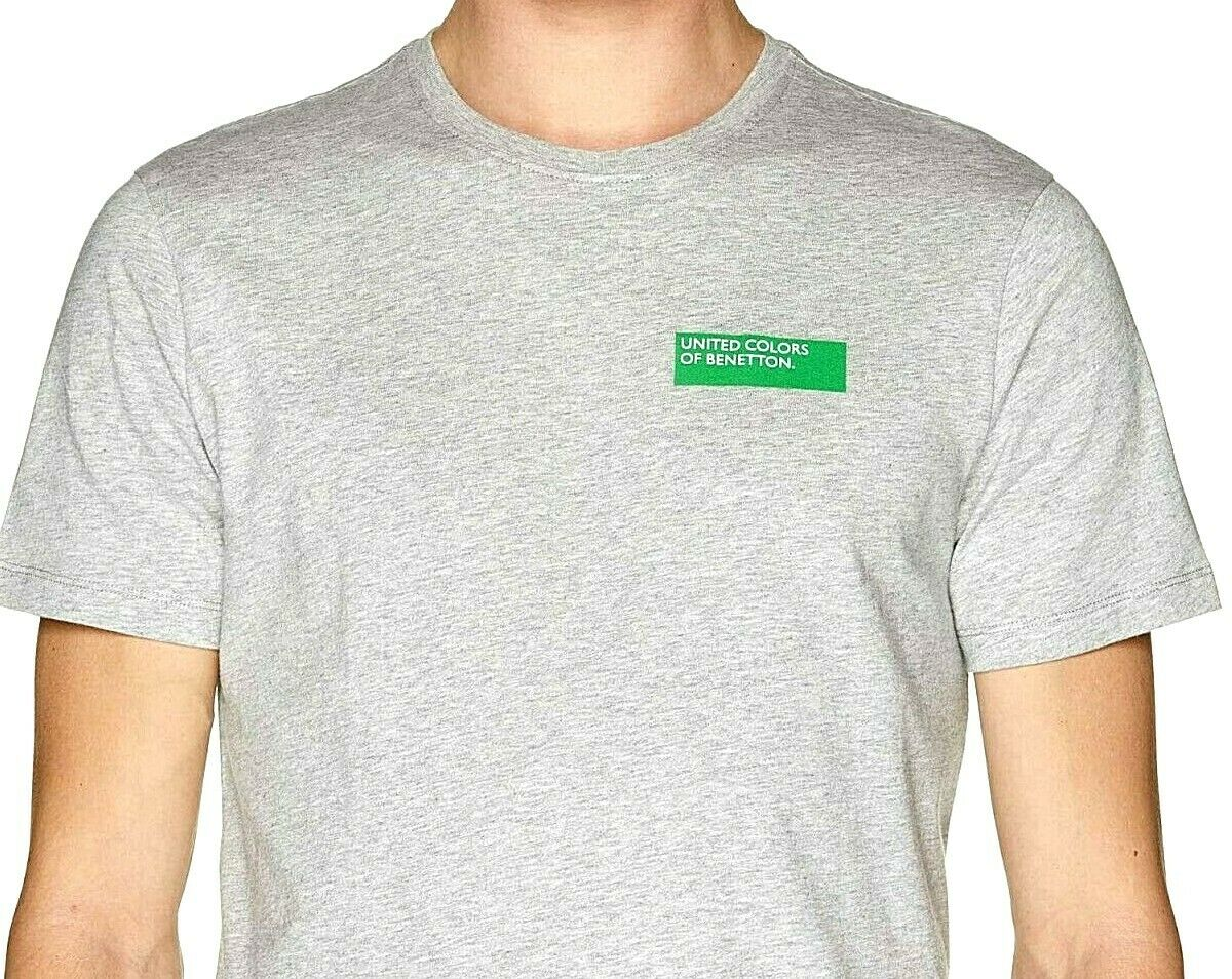 58163ccc2 Brand New + Tags - Retro Vintage Style - Benetton High Quality Logo T Shirt