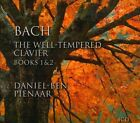 Bach: The Well-Tempered Clavier, Books 1 & 2 (CD, Dec-2013, 4 Discs, Avie)
