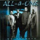 No Regrets 0888072311787 by All 4 One CD
