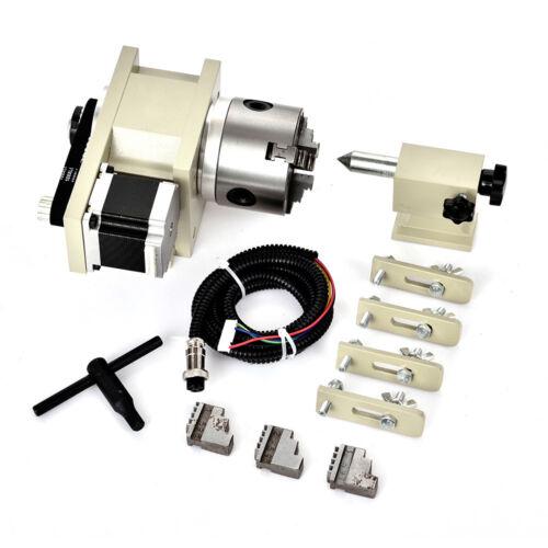 USB 4Achse 3040 CNC Router Graveur Fräsemaschine 800W Gravirmaschine Controller