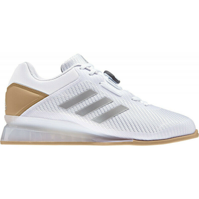 Mens Adidas Leistung 16 Ll Mens Weightlifting shoes - White