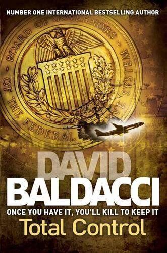 1 von 1 - David Baldacci - Total Control__BRANDNEU__PORTOFREI GB