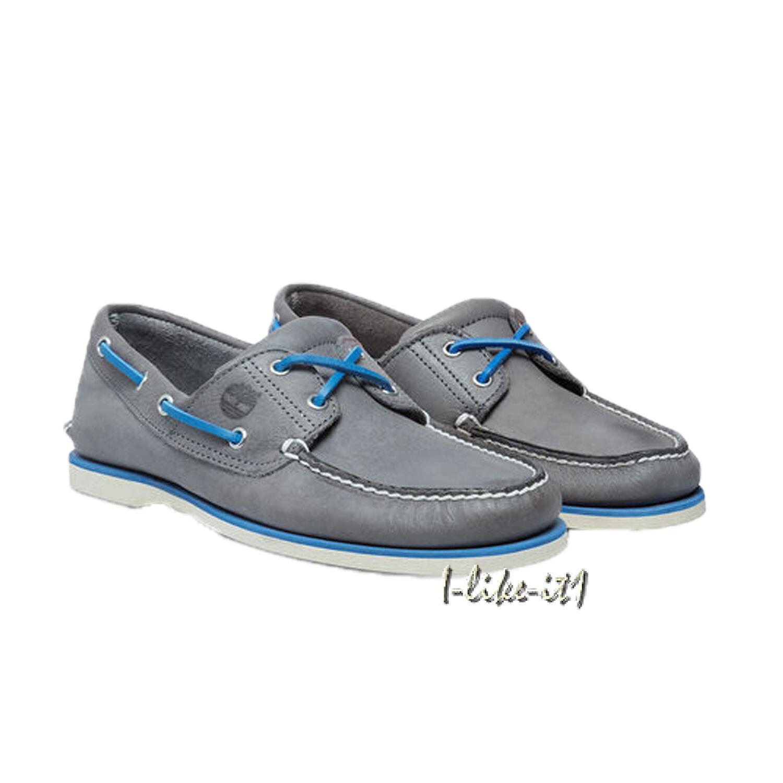 Timberland Schuhe Herren  2-Eye Classic Stiefelschuhe  A16KC Leder      Sehen Sie die Welt aus der Perspektive des Kindes