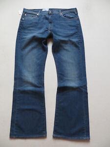 Levi-039-s-527-Bootcut-Jeans-Hose-W-36-L-34-NEU-Stretch-Denim-Weit-amp-Bequem