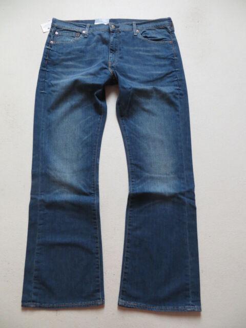 Levi's 527 Bootcut Jeans Hose, W 36 /L 34, NEU ! Stretch Denim, Weit & Bequem !