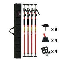 FastCap HANDCPACK 3rd Hand Contractor Poles 4-pack