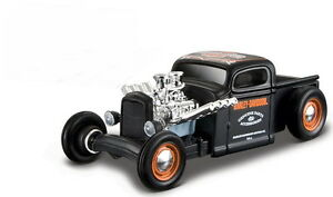 H-D-Custom-1936-Chevy-Pickup-Maisto-Car-Model-1-64