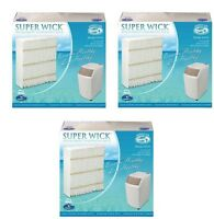 (3) Ea Essick 1043 Replacement Humidifier Wick Filter For Series 800 Humidifiers