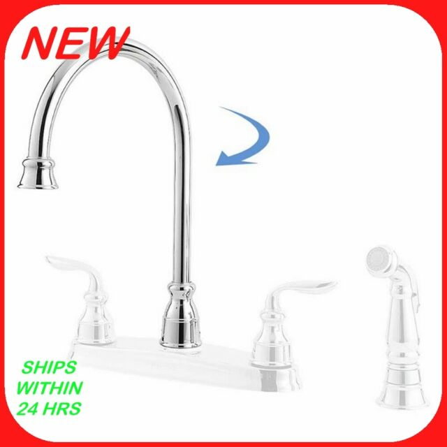 Replacement Spout for Pfister Kitchen Faucet Polished Chrome R5
