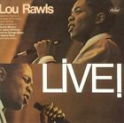 Live by Lou Rawls (CD, Aug-2005, Capitol Jazz)