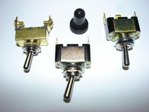 Kippschalter Schalter 12V oder Gummikappe neu