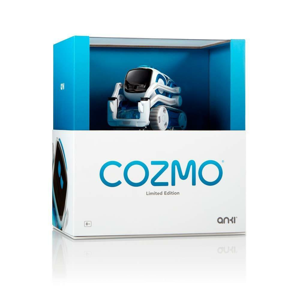 Anki Cozmo Robot Limited Edition Model : 000-00082 Sealed Box BRAND NEW