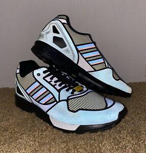 Adidas ZX Flux Xeno reflective shoes