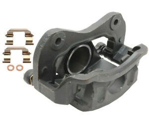 Includes Bracket Front Right Disc Brake Caliper-R-Line; Friction-Ready Caliper