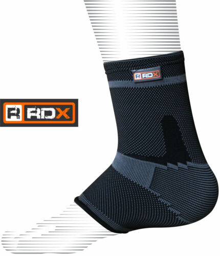 Authentic RDX Kids Ankle Foot Junior Children Foot Wrap Support Socks Protector
