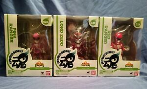 Tamashii Buddies - SERIES - Mighty Morphin Power Rangers -  - Bandai