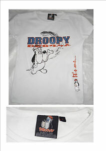 Tee-shirt-Droopy-enfant-NEUF