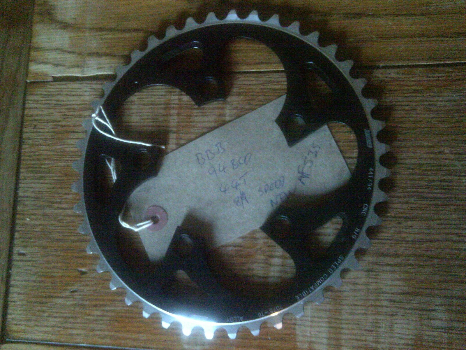 44 TOOTH 94BCD BBB 8 9 SPEED 7075 ALLOY CHAINRING  | Zürich Online Shop