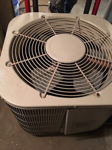 Nordyne Used Central Air Conditioner Condenser Fs3ba 030ka