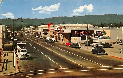 santa cruz ave peninsula chevrolet street scene menlo park ca 1950 s postcard ebay santa cruz ave peninsula chevrolet street scene menlo park ca 1950 s postcard ebay