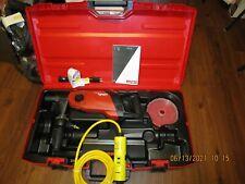 Hilti Dd 150 U Coring Drill 120v Generation 03 Newest Model Kit All New 1027