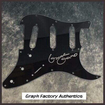 Gfa Violent Femmes Gordon Gano Signed Electric Pickguard Proof Coa The Latest Fashion