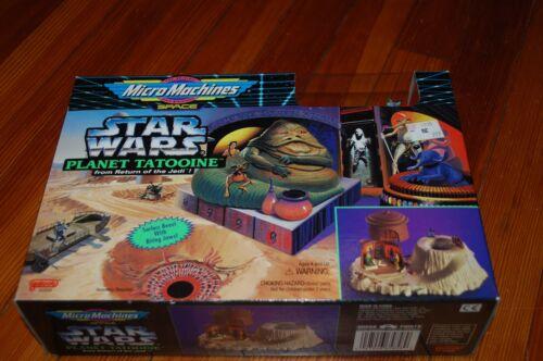 Planète Tatooine Micro Machines Playset-Star Wars le retour du Jedi-Boba Fett