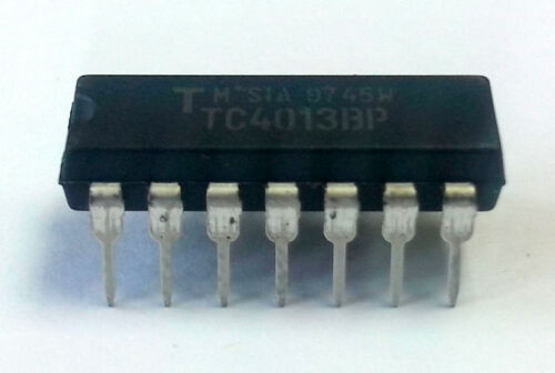 5PCS TC4013BP TRANSISTOR MOSFET