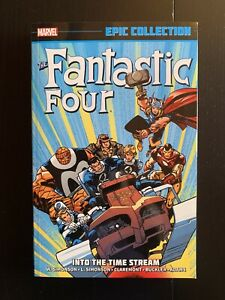 Marvel Comics - FANTASTIC FOUR EPIC COLLECTION VOL 20: INTO THE TIME STREAM TPB