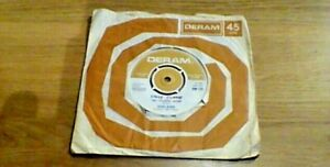 DAVID-BOWIE-THE-LAUGHING-GNOME-RE-DERAM-UK-45-7-034-1967-POP-PSYCH-Davy-Jones-1C-1C