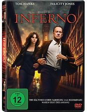 DVD *  INFERNO - TOM HANKS - FELICITY JONES  # NEU OVP <