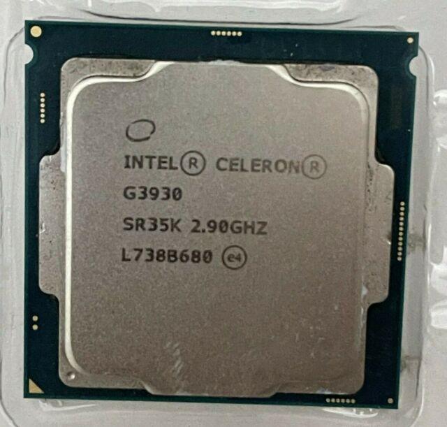 Intel BX80677G3930 7th Gen Celeron Desktop Processors