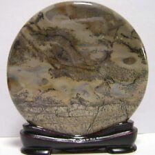 Bonsai Suiseki-Natural Guohua Stone-Beautiful Pattern, Great Viewing 291