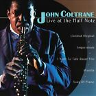 Live at the Half Note by John Coltrane (CD, Oct-2013, AAO Music)