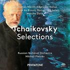 Tchaikovsky - Orchestral Overtures Russian National Orchestra Audio CD