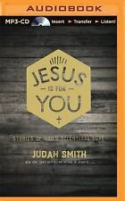 Jesus Is for You Audiobook by Judah Smith ~ MP3-CD Excellent Condition