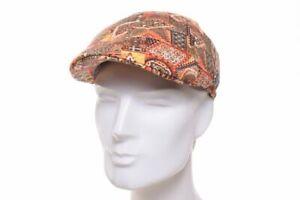 ac0053aed047 Detalles de Stetson Texas Gatsby Etno Multicolor Flatcap Gorra Verano Gorra  Gorra de Hombres