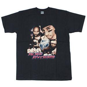 Details about Vintage T-Shirt 90s RUFF RYDERS DMX RAP TEE HIP HOP BOOTLEG  Gildan Clothing