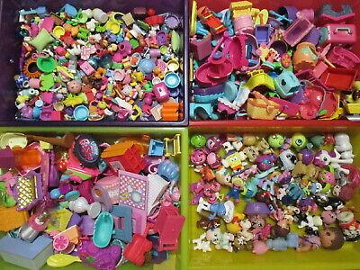 Lot 70 Pcs Random Figures Accessories Pets Dolls Bratz Polly Pockets Barbie