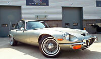 1972 Jaguar E-Type 5.3 V12 Series III 2 + 2 Great Example! Good Investment