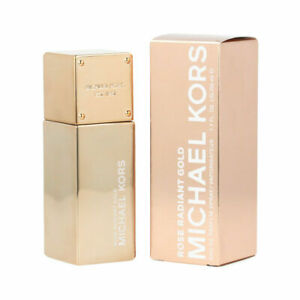 Michael Kors Rose Radiant Gold Women 1.7oz/50ml Eau De Parfum EDP, New in Box