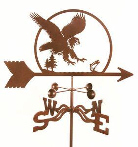 American-Eagle-Weathervane-Vane-Bird-Bald-Complete-w-Choice-of-Mount