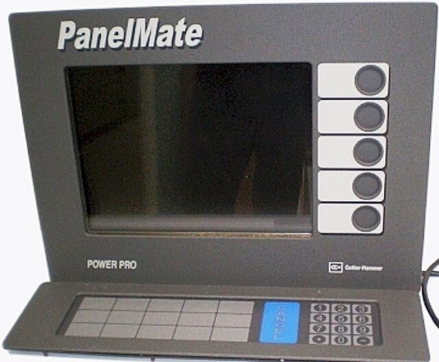 Cutler Hammer Panelmate 91-01536-03 14-inch LCD monitor upgrade with Cable Kit