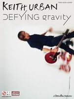 Keith Urban Defying Gravity Sheet Music Piano Vocal Guitar Songbook Ne 002501403