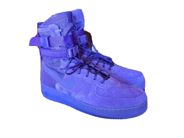 Nike SF Af1 Air Force 1 Size 8 High