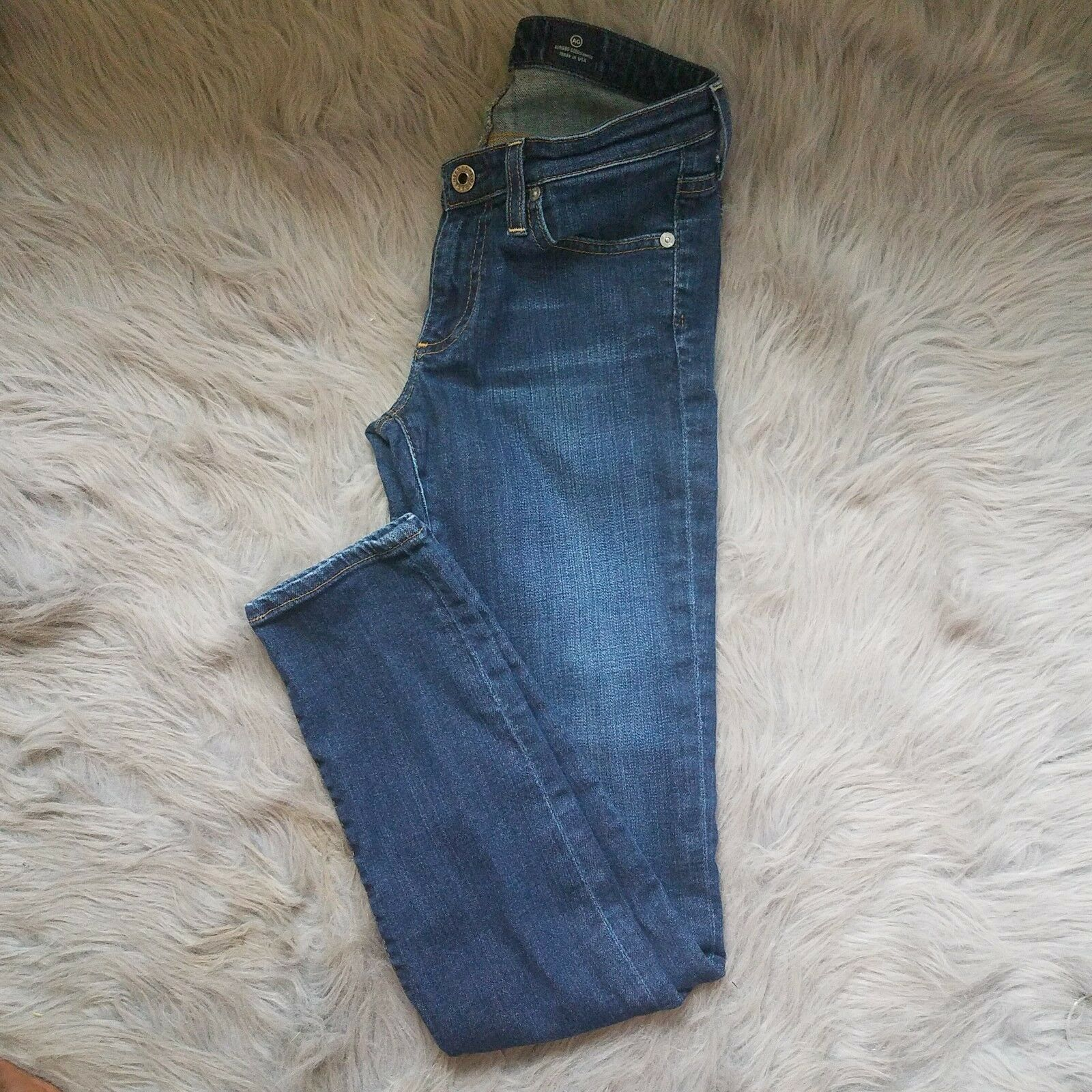 Adriano goldschmeid the stilt cigarette leg skinny jeans size 26